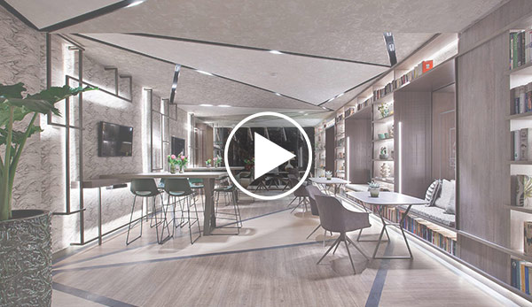 Video de AC Lounge – «Lounge by AC Hotels By Marriot»