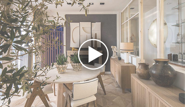 Video de Comedor con zona de bar – Espacio Berenis/Fleitas