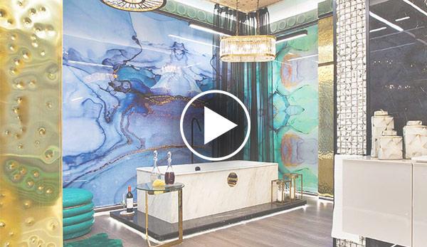 Video de Cuarto de baño – «GeberitWorld. El mundo nos está esperando» – Espacio Geberit