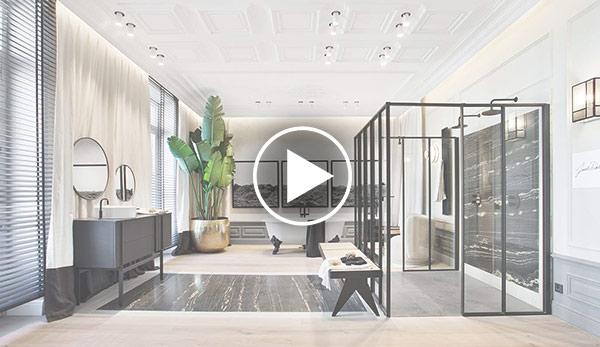 Video de Cuarto de baño – «Brave sea» – Espacio Jacob Delafon