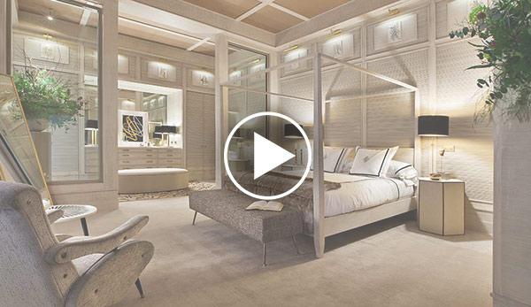 Video de Dormitorio con vestidor – «Wood Dreams!!!»  Espacio Roman Windows & Doors