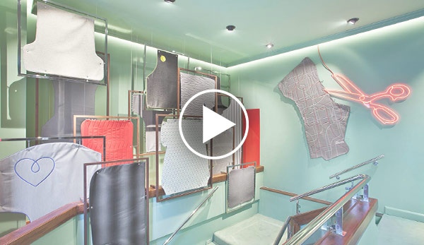 Video de Lobby – «Telar Interior» – Espacio Sunbrella