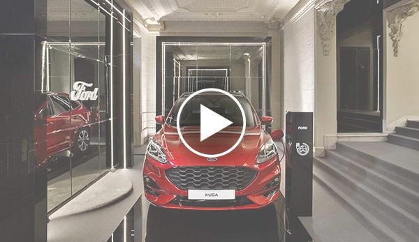 "Video de Paso de carruajes – ""Acercando el Mañana"" -Espacio Ford España"