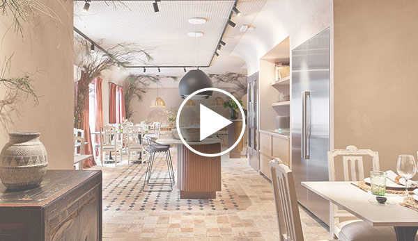 "Video de Restaurante – ""The Art of Living Frigicoll"" – Espacio Frigicoll"