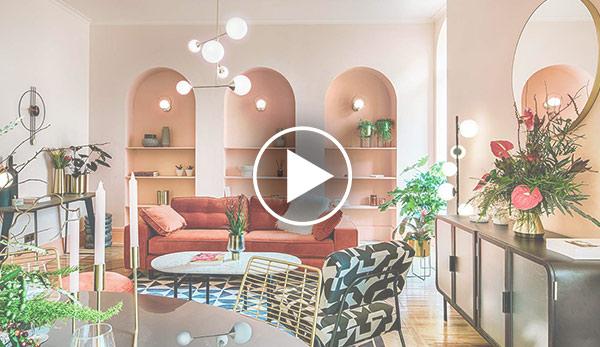 Video de Salón-comedor – «Amuebla tu vida» – Espacio Made.com