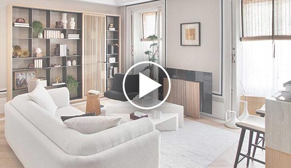 Video de Salón-comedor-bar – «Amondo no hana. Flor de almendro» – Espacio Bang & Olufsen