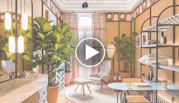Video de Tocador masculino – «La sala del Marqués del siglo XXI»