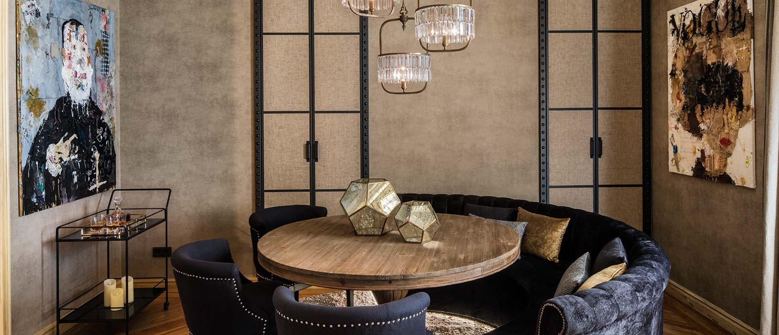 Club – «Private Member's Club» – Espacio Knowhaus Architecture & Interiors Studio