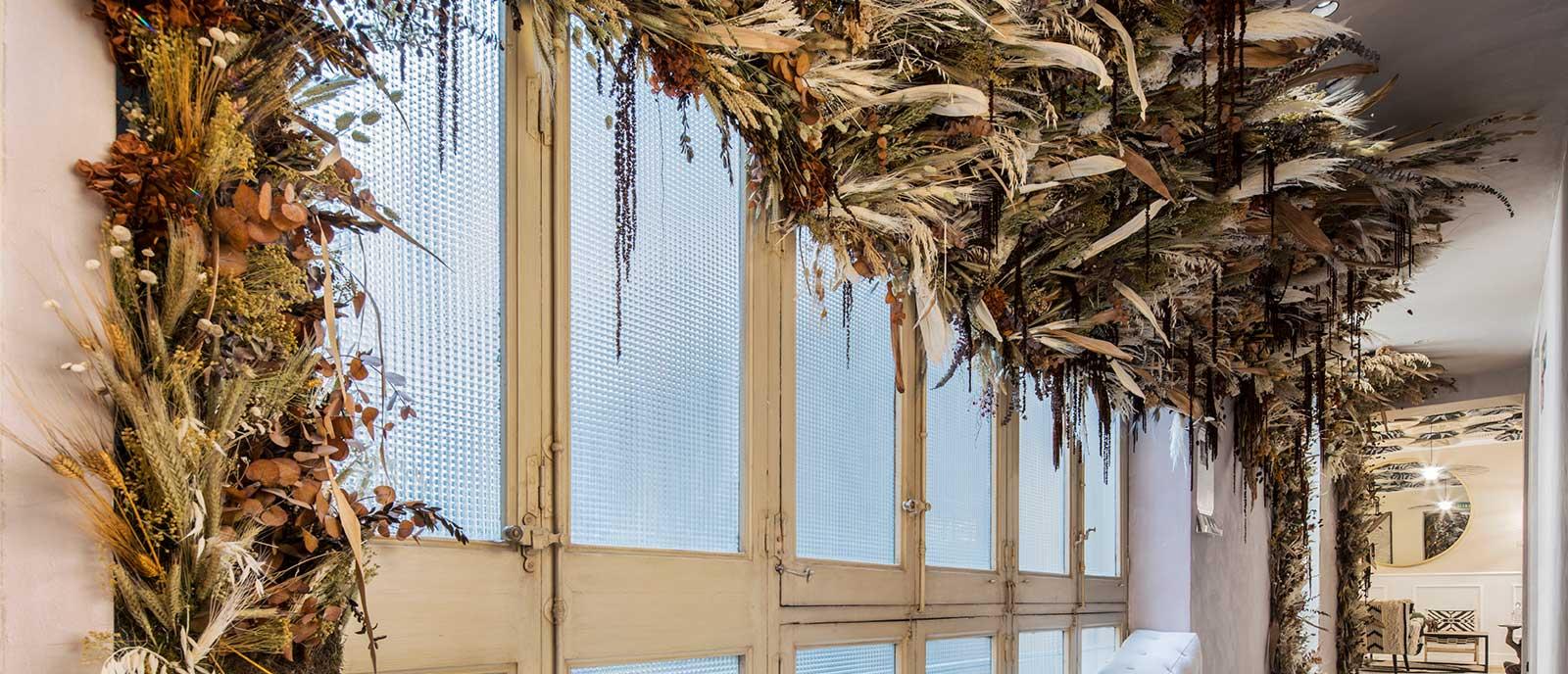 Galería – «La ola vegetal» – Espacio MRC Lab Design