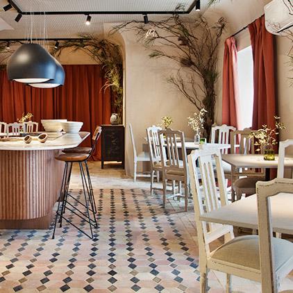 "Restaurante – ""The Art of Living Frigicoll"" – Espacio Frigicoll, Tristán Domecq"