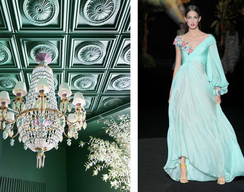 Interiorismo y moda se dan la mano en Casa Decor 2020