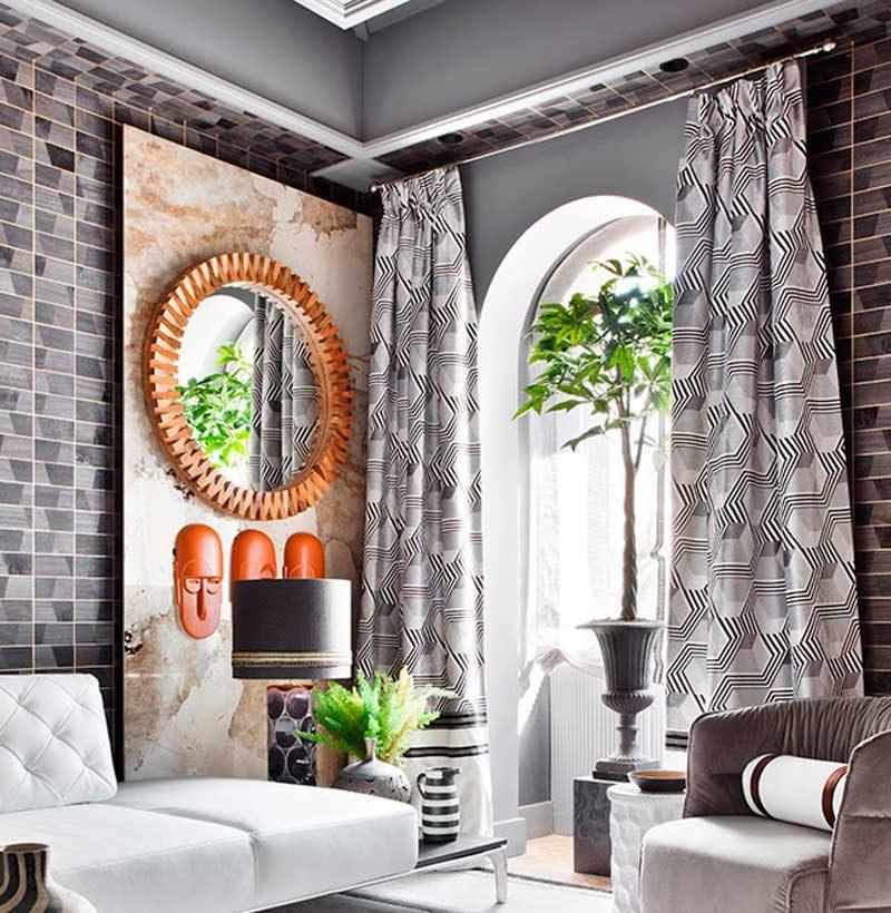 Textiles y tapicerías en Casa Decor 2020