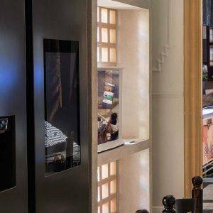 Televisor Samsung en Casa Decor 2020