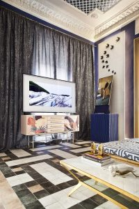 Televisores Samsung en Casa Decor 2020