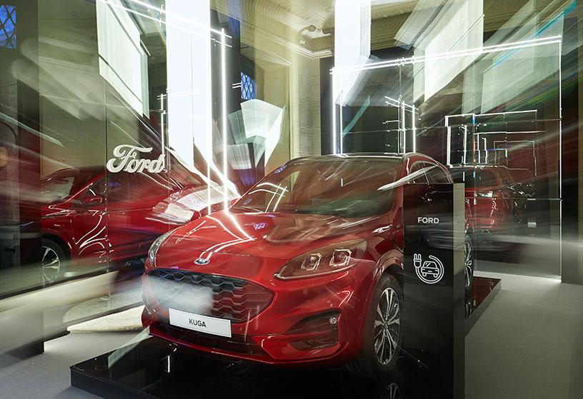 Casa Decor 2020 Ford Kuga