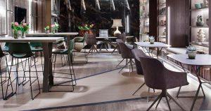 Espacio AC Lounge en Casa Decor 2020