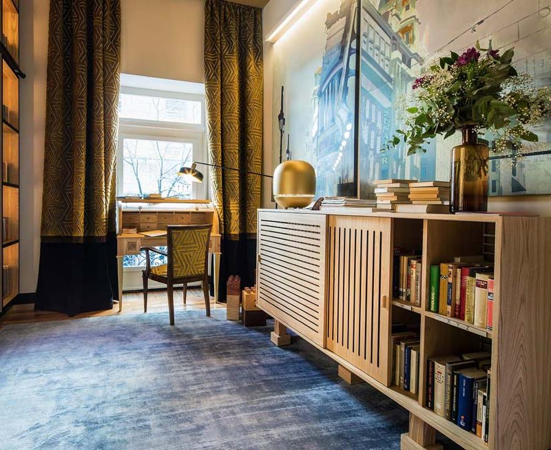 Muebles de almacenaje en Casa Decor 2020