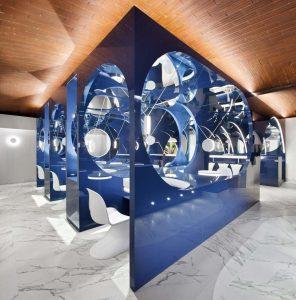 Espacio Grupo Alvic por Héctor Ruiz-Velázquez en Casa Decor 2020