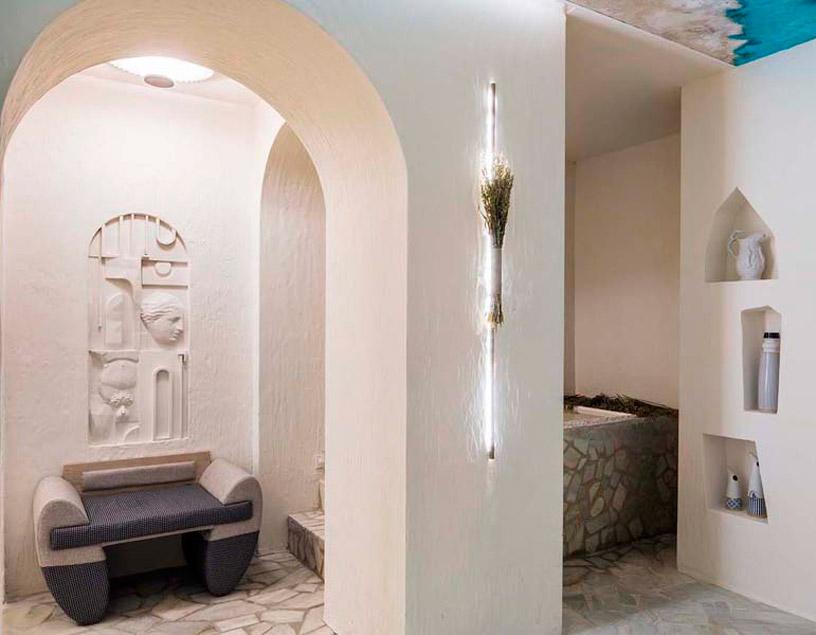butaca diseñada por Javier Escobar en Casa Decor 2020