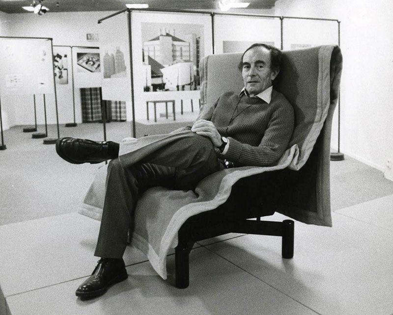 Vico Magistretti, icono del diseño industrial del siglo XX