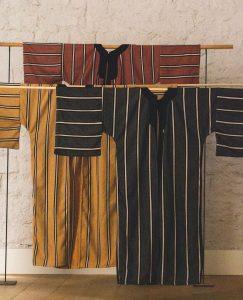 Colección Kimono FR de Gancedo