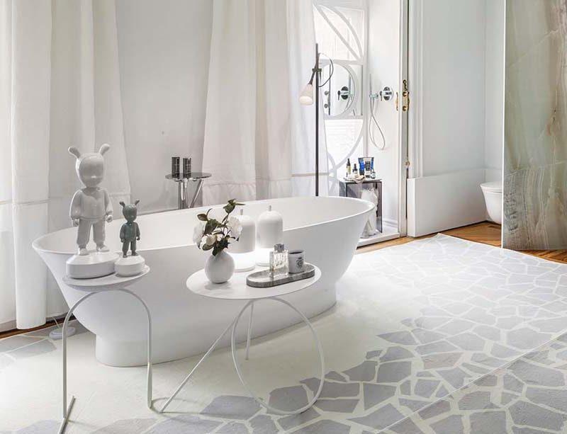 Últimas novedades para cuartos de baño