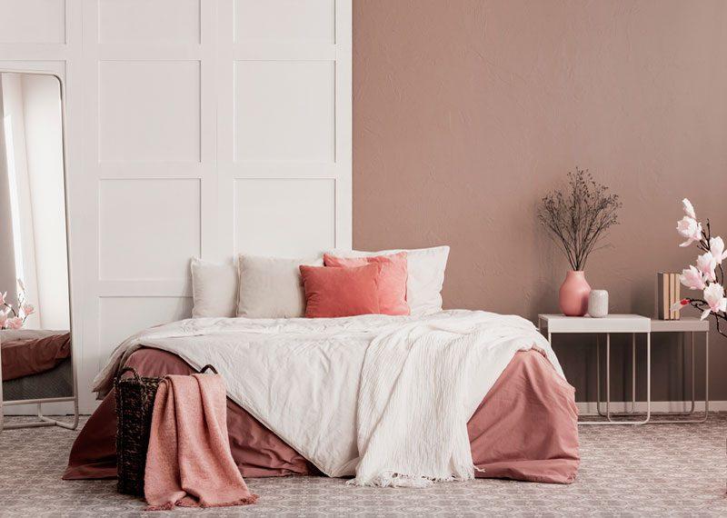 El color perfecto en pequeños espacios, según CIN Valentine