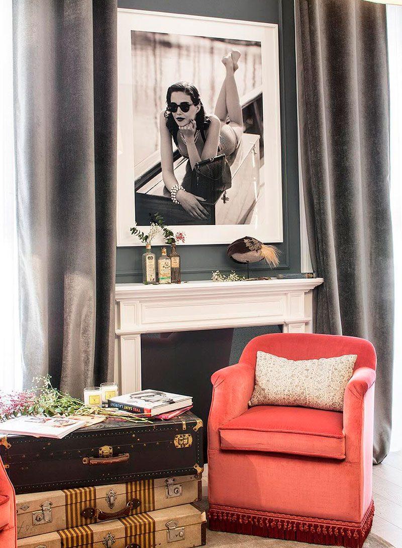 Obra fotográfica en el diseño de interiores