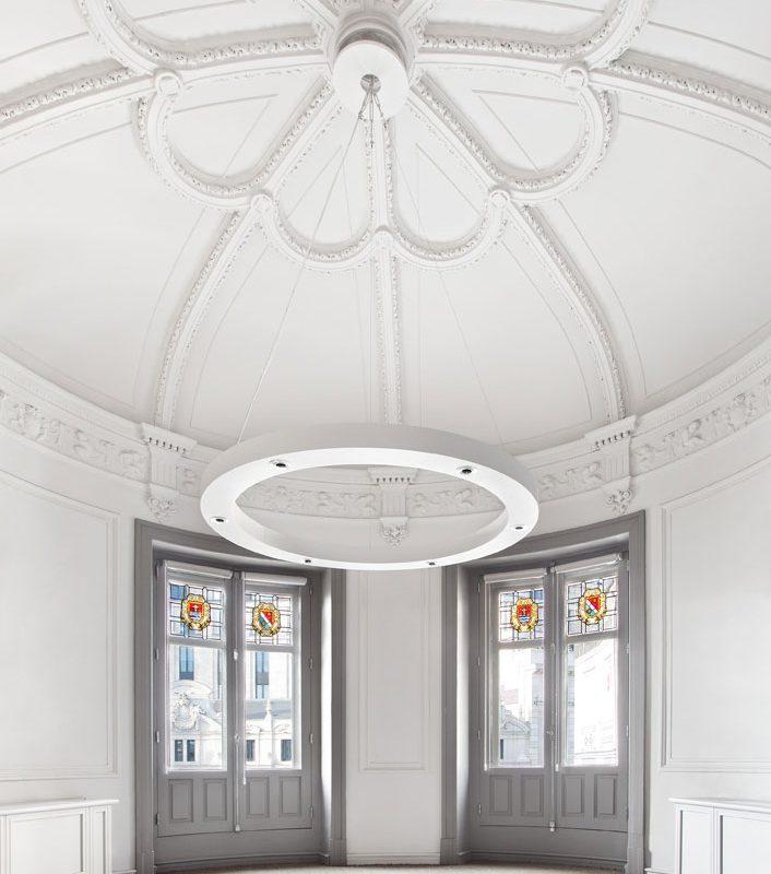 Te descubrimos los interiores de La Casa de Tomás Allende