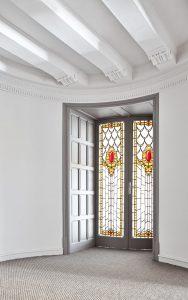 Vidrieras de la casa Maumejean en Casa Decor 2021