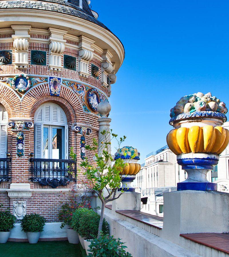 La cerámica de Daniel Zuloaga en la Casa de Tomás Allende