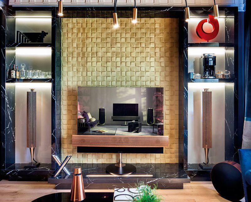 Bang & Olufsen, imagen y sonido de alta gama en Casa Decor
