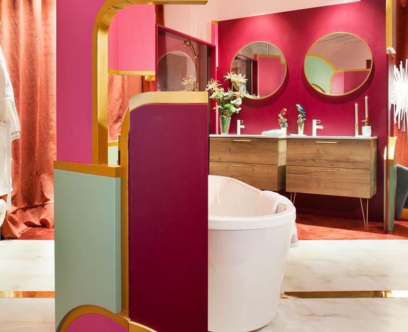 Elegancia y lujo con estilo francés en los baños de Jacob Delafon