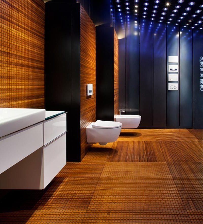 Las innovadoras soluciones para el baño de Geberit en Casa Decor