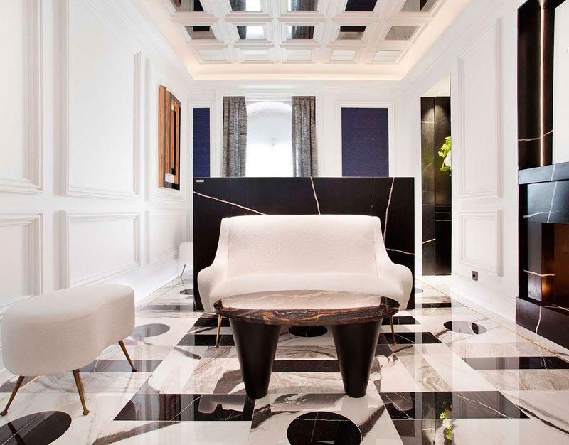 Orac Decor, las infinitas aplicaciones de las molduras decorativas en Casa Decor