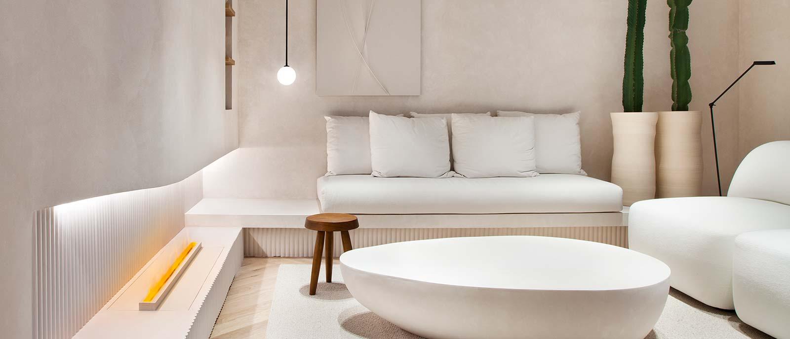 Espacio Sofía Oliva Arquitectura – Salón «Lienzo en blanco»