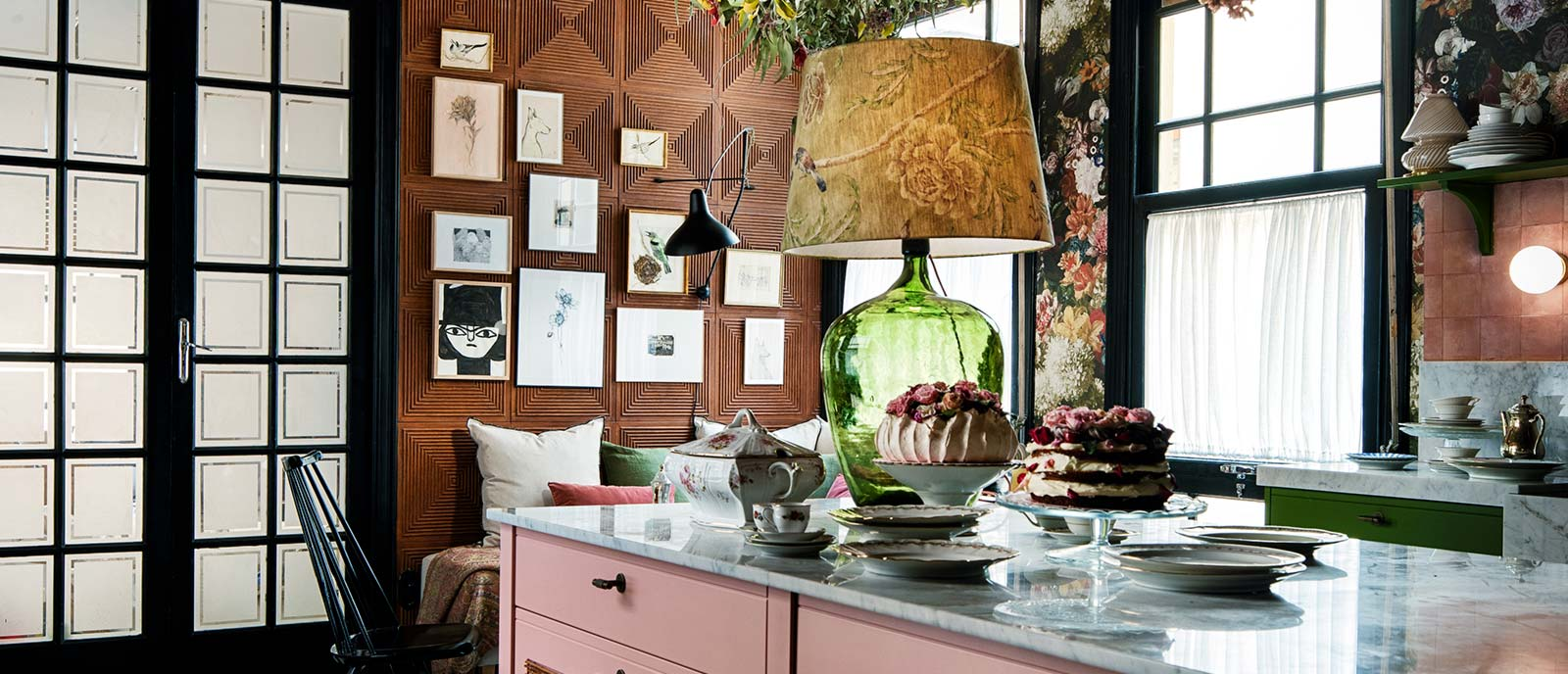 Espacio Dosde Interiorismo – Cocina «Una cocina propia»