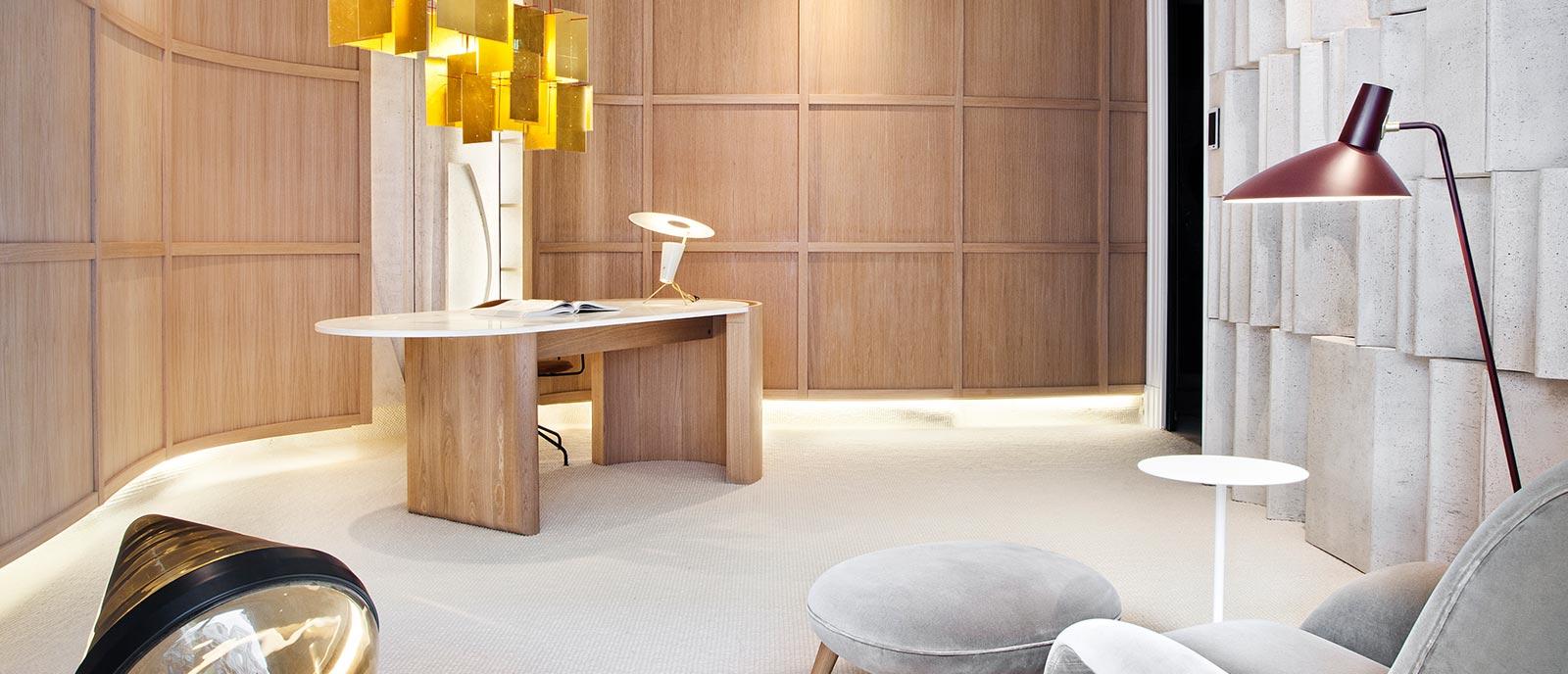 Espacio Gira – Despacho «Modern Times»
