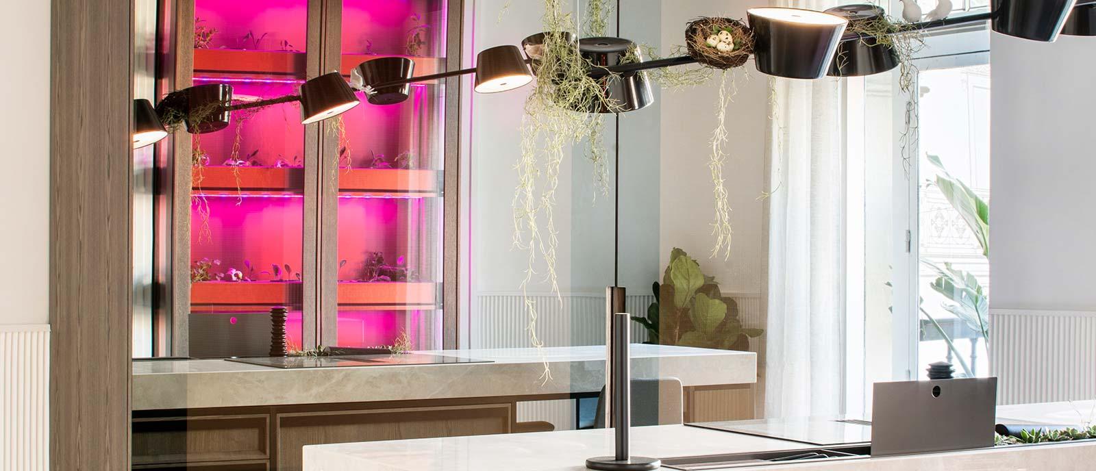 Espacio Delta Cocinas – Cocina «Delta ECO: sostenibilidad más allá del mobiliario»