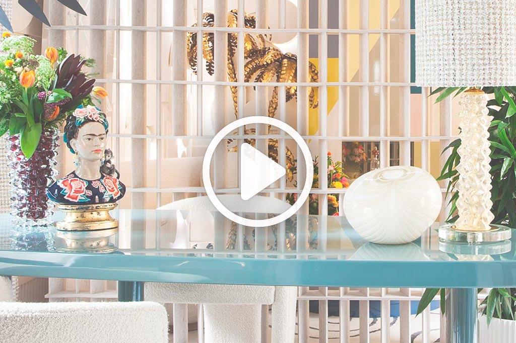 Video de Espacio Aistec – Living room «De Madrid al Cielo»