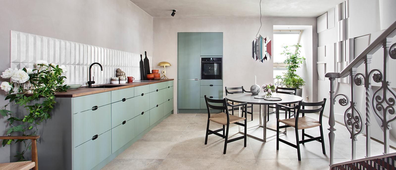 Espacio Danish Design Plus – Apartamento «Danish Living & Nueva Bauhaus»
