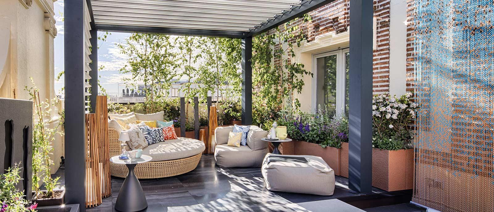 Espacio LDK Garden – Terraza «El Cielo de Canalejas»