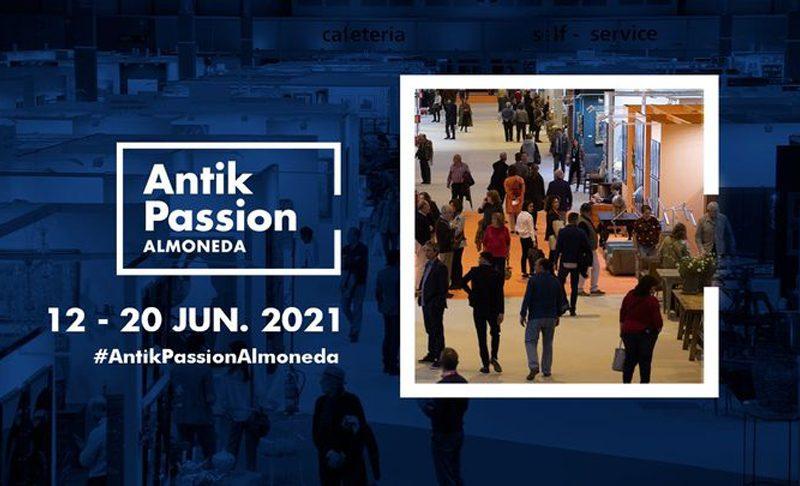 Antik Passion Almoneda recupera su actividad con más fuerza que nunca