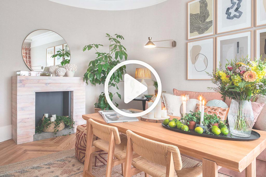 Video de Espacio La Redoute – Salón «Family Room»