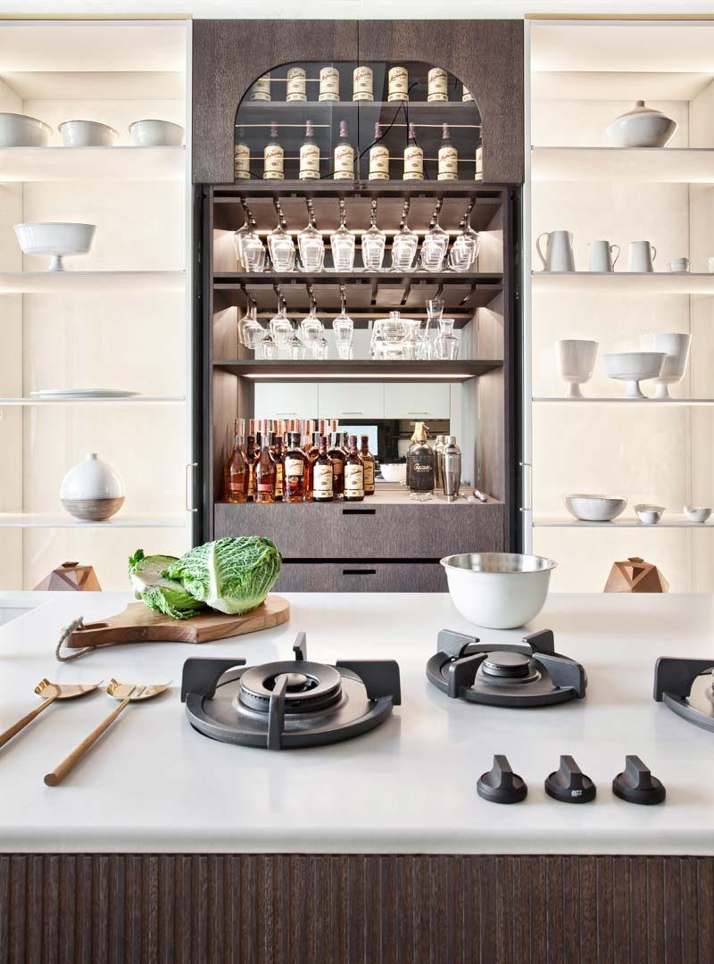 Las cocinas de Casa Decor 2021: espacios funcionales de alto valor estético