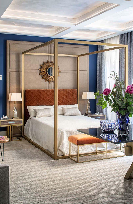 Dormitorios y vestidores en Casa Decor 2021: espacios únicos con mucho estilo