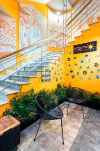 Espacio Fundación Aprocor por Patricia Fernández Häring en Casa Decor 2021