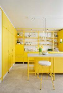 Cocina diseñada por Paula Rosales en Casa Decor 2021