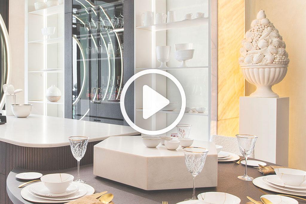 Video de Espacio Sixty Pro – Cocina «Artefacto»