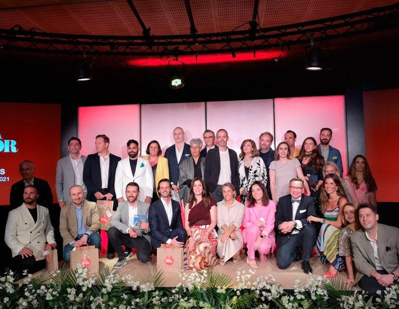 Entrega de los IX Premios a la Decoración y el Interiorismo Casa Decor 2021